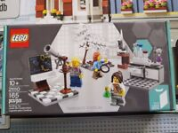 Lego Ideas Research Institute (Lego Set 21110) Now retired