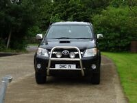 Toyota Hilux Invincible, Auto, 12 months MOT