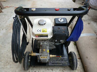 Power Washer Petrol 4 stroke engine