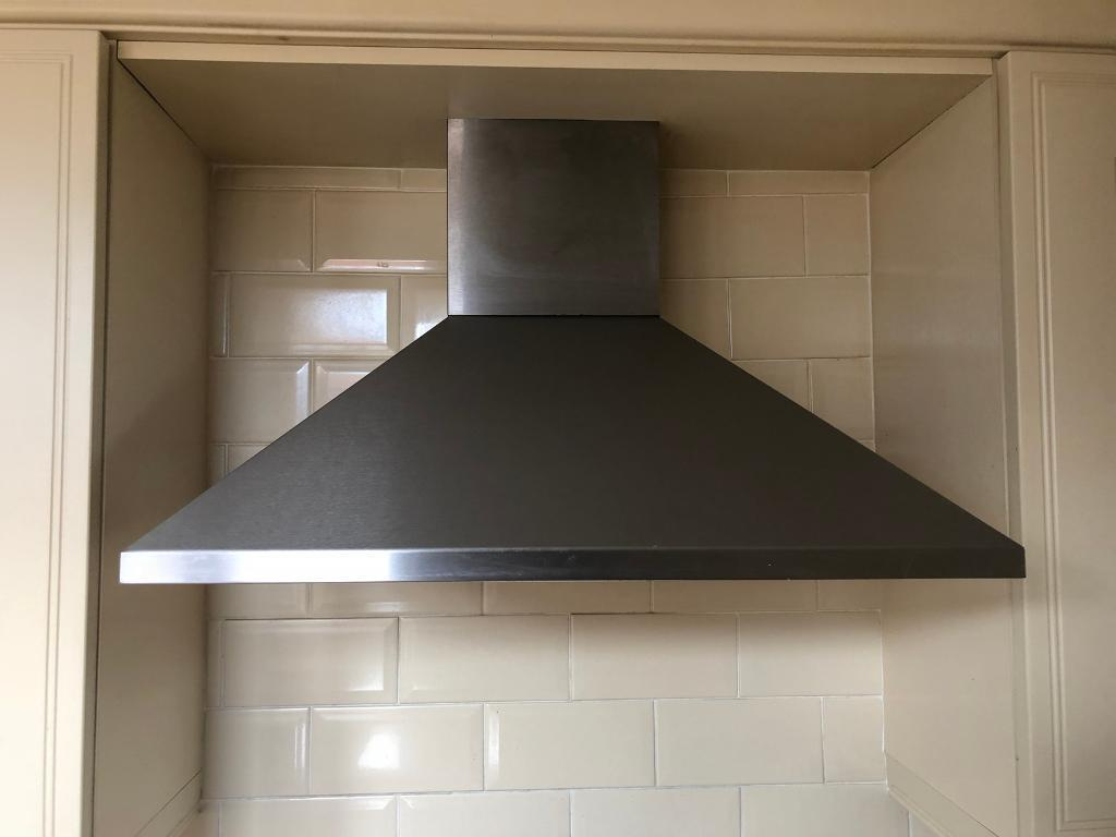 Stainless steel 60cm extractor