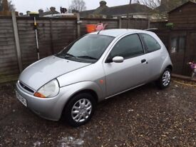 FORD KA 1.3 collection 3dr only 53000 miles