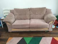 FREE large sofa to collect