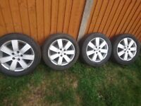 MK3 FORD MONDEO ALLOY WHEELS