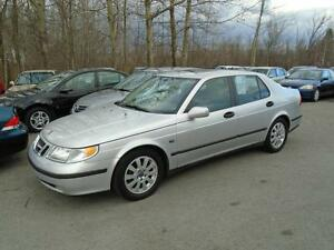 Saab 9-5 Turbo CUIR/TOIT/MAGS 2995$ EXCELLENTE CONDITION!