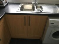 Free kitchen units in great condition