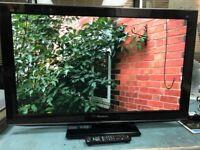 Second hand Panasonic TXP42VT20B TV