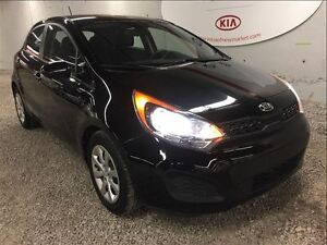 2014 Kia Rio LX+ - Factory Warranty, bluetooth, heated seats