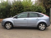 FORD FOCUS STYLE 1.8 12 MONTHS MOT