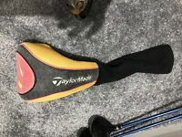 TaylorMade R7 10.5 degree Driver with regular flex graphite shaft. Right Hand