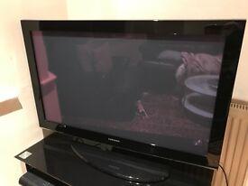 "Samsung TV Samsung HD television 42 Inch 42"""