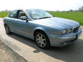 2003 Jaguar X Type 2.1 V6 SE - 113K Mot 25th May - Maybe spares or repair