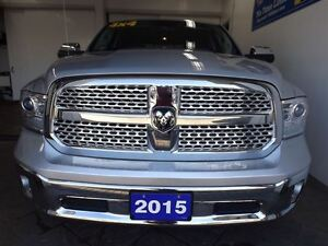 2015 Ram 1500 LARAMIE 4X4 CREW CAB 5.7L Kitchener / Waterloo Kitchener Area image 10