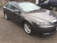 AUTOMATIC MAZDA 6 2006 FULL YEAR MOT EXCELLENT CONDITION