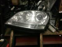 Mercedes Benz W164 Ml Class Front Left passenger side Headlight