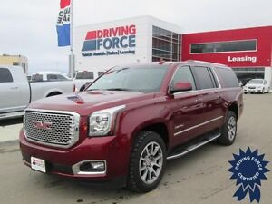 2016 GMC Yukon XL Denali, Cross-Traffic Alert, Active Suspension