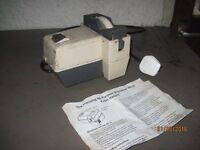 Electric tool and knife sharpener