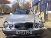 Mercedes Benz CLK 230 in excellent condition