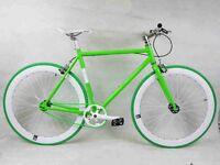 Aluminium NOLOGO Brand new single speed fixed gear fixie bike/ road bike/ bicycles oo3