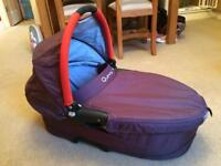 Quinny Dreami Carrycot - purple