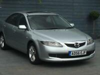 Mazda 6 Petrol 2.0 automatic HPI clear new mot
