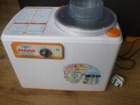Abdullah Food Processor Dough Kneader Atta Mixer Roti Chapati Dough Machine
