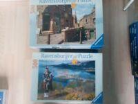 jigsaw puzzle lot