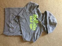 Hollister hoodie size S -