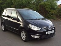 2012 FORD GALAXY ZETEC 2.0 DIESEL AUTOMATIC EXCELLENT DRIVE LONG MOT 7 SEATS PCO UBER NOT SHARAN