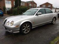 Jaguar S Type 2001 Automatic V6