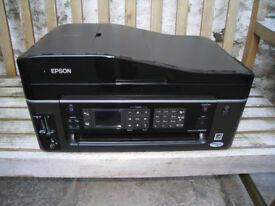 Epson Stylus SX600FW Printer and Copier for sale