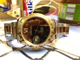 Rolex date just Swiss movement