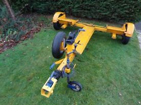 TOW DOLLY , Brakes, Winch ,Heavy Duty with Extras