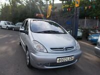 Citroen Xsara Picasso 1.6 i Desire 5dr 1 LADY OWNER FROM NEW