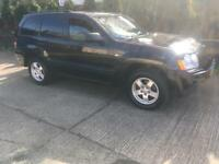 2006 06 jeep Cherokee 3.0 automatic turbodiesel full service history