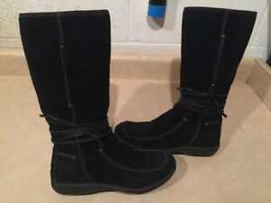 Women's Size 6M Timberland Waterproof Leather Insulated Boots