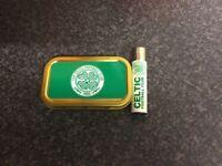 Celtic tin and lighter