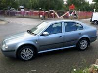 SKODA OCTAVIA 1.9TDI 6 SPEED**