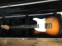 Swap USA Fender Telecaster,Stratocaster and Tweed Blues Junior for Acoustic Guitar