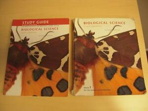 Biological Science Vol 1: The Cell, Genetics and Development