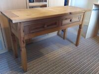 table with 2 drawers 20GBP