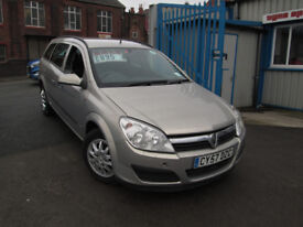 2007 57 VAUXHALL ASTRA ESTATE 1.8 LIFE A/C AUTOMATIC BARGAIN!!!!!