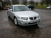 ROVER 75 CONNOISSEUR CDTI, DIESEL BMW ENGINE,MOT OCTOBER