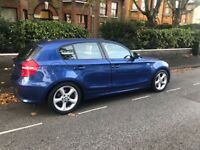 BMW 1 Series- excellent condition- low mileage- full service history
