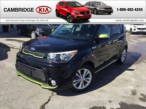 2016 Kia Soul ENERGY EX / LOCAL TRADE