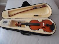 1/8 Size Violin
