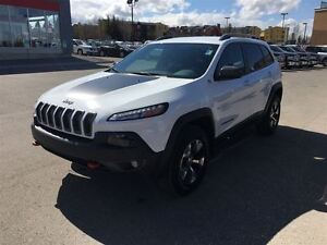 2016 Jeep Cherokee Trailhawk-REAR VIEW CAMERA