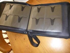 DVD travel case