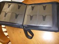 DVD travel case