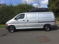 Toyota Hiace Day Van - Camper - Surf Van