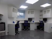 BRAND NEW, 6 Person Office for Rent in Town Centre, ALL BILLS INCLUDED - Available Now